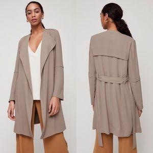ARITZIA   Babaton Quincey / Flowy Trench jacket